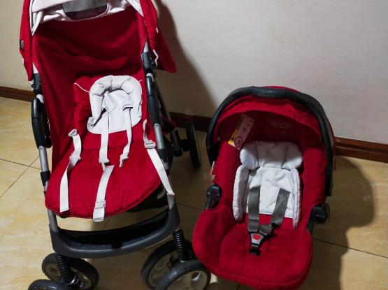 GRACO Baby Stroller Set