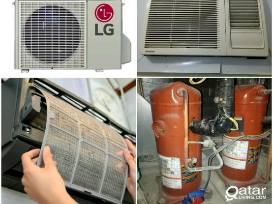 Air-conditioning Servicing, Repair, Fixing and Maintenance. Please call 33105771