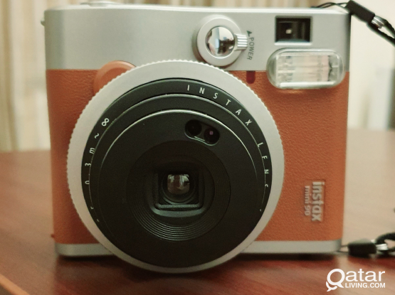 INSTAX neo classic Brown - Film included