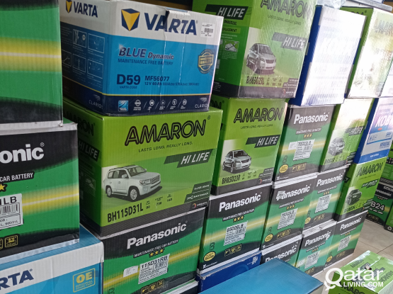 Car batteries on site delivery and installation
