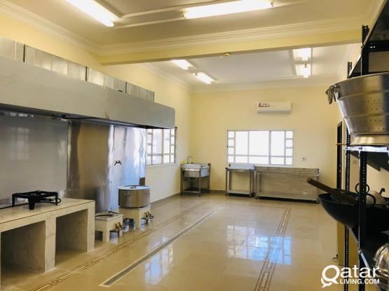 A Brand new Kitchen fully equipped is available for sale