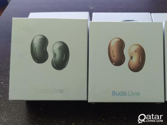 Brand New Samsung Galaxy Buds Live High Quality (Master Copy)