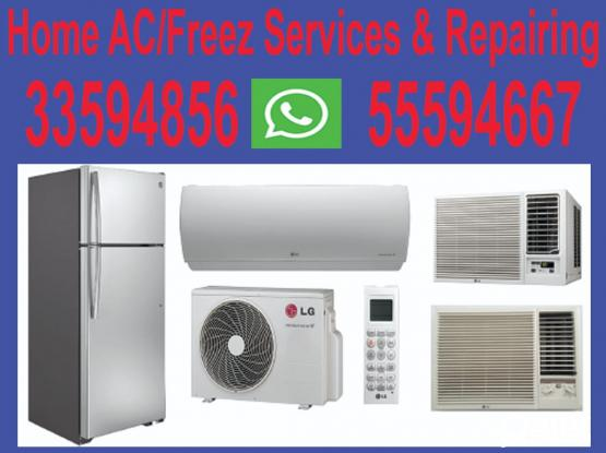 AC, fridge, repair service available in Thumama and abu hamour. Please contact 33594856 or 55594667