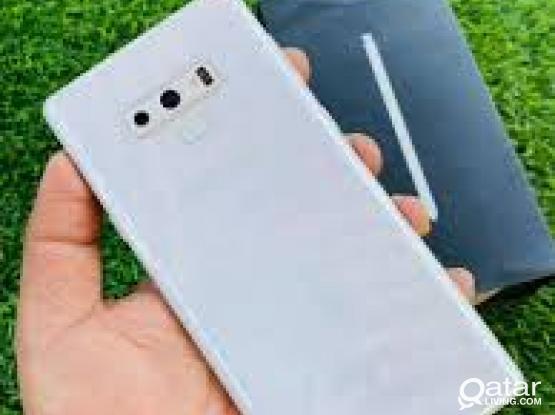 Samsung Note 9 - Dual SIM
