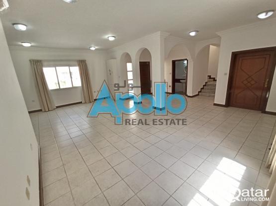 3BHK SF Compound Villa+Maid room*NO COMMISSION*