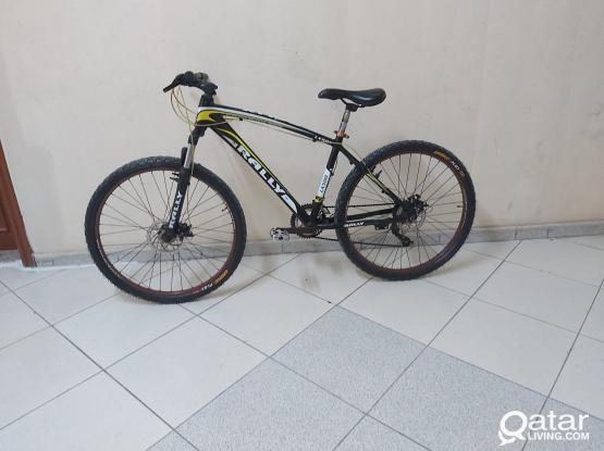Rally Sport bike
