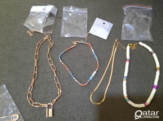 Women accessories jewellery