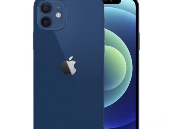 Brand New iPhone 12 128 GB Pacific Blue Sealed Box