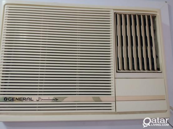 Window ac for sale /buy or all ac Repier or maintanes,call,77890183,.