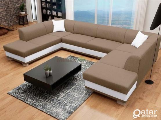 al shape sofas for sell QR2200