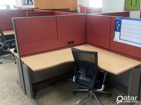 Superior Quality Office & ManagerTables/Chairs