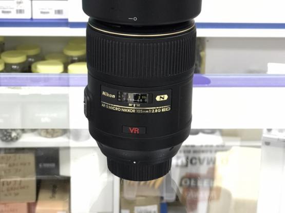 For Sale : AF-S Micro Nikkor 105  2.8G ED VR