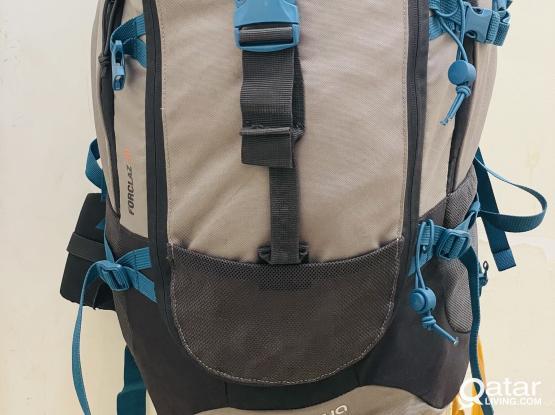 DECATHLON 50L Backpack or Rucksack