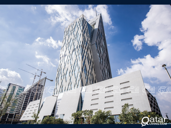 Offices spaces With Stunning Views, Lusail