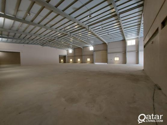 Store for rent 4000sqm Birkat al awamer