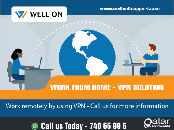 VPN - Work from Home