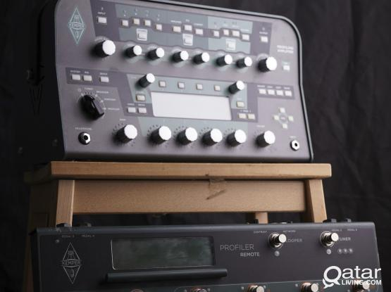 Kemper with Controller