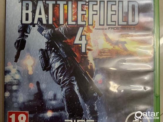 Battlefield 4 Xbox One Game