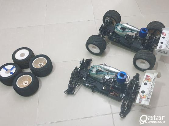 1/8 SCALE RC CARS/ remote controlled cars