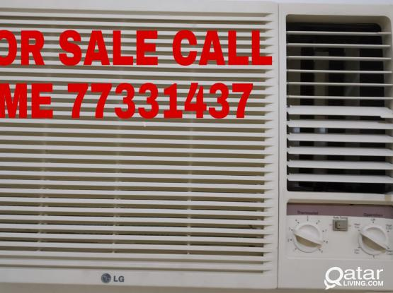 Window ac for sale /buy or all ac repair or maintainence,call,77890183.