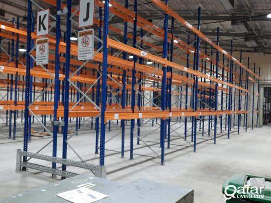 New Warehouse(628.SQM ) for rent at Industrial Area special location street no: 2 main road