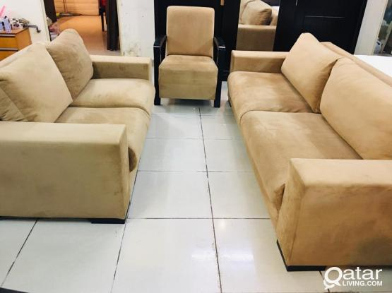 For sell Turkey six seater sofa set 3+2+1