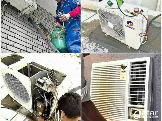 AC sale AC service AC repair and home servicing Please call 70248974