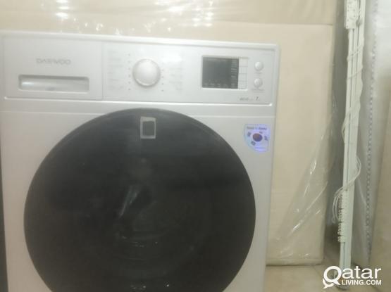 Washing Machine, Cooking Burner