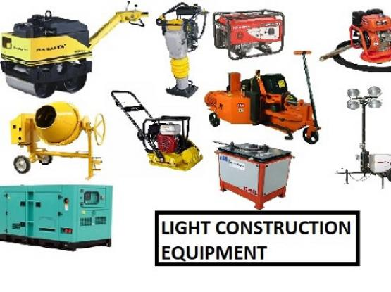 Light Equipments Rental