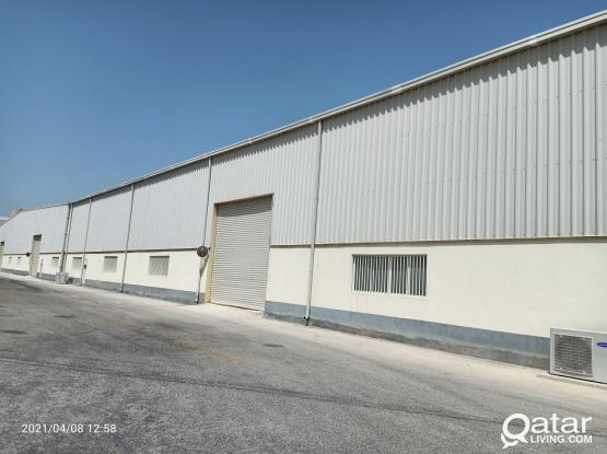 WAREHOUSE AVAILABLE IN RAS ABO ABOUD