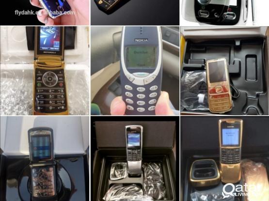 Various Mobile Nokia phones