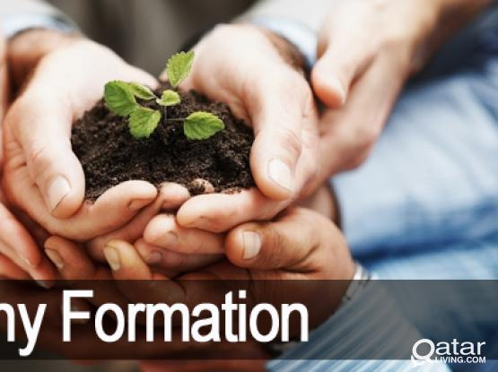 Company Formation/Bank Account Opening