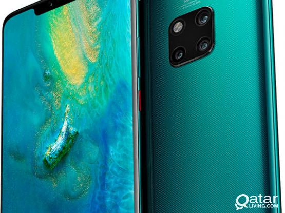 Huawei Mate 20 Pro like brand new with Google play store