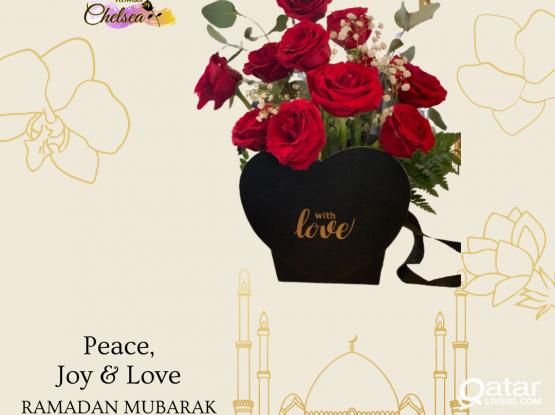 Ramadan Fresh Flower Offer