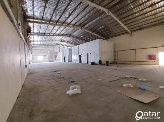 700m FOOD STORE IN INDUSTRIAL AREA