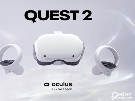 Oculus Quest 2 — VR + PC,  New, warranty ,64GB