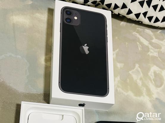 1 Days Old Apple iPhone 11 128GB Black