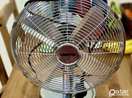 Table Fan New