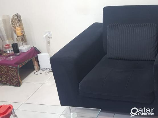 Furniture set (can be sold as individual items also)