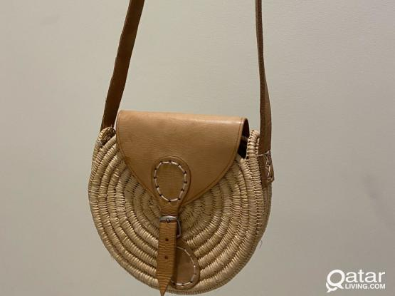 Summer Hand bag leather