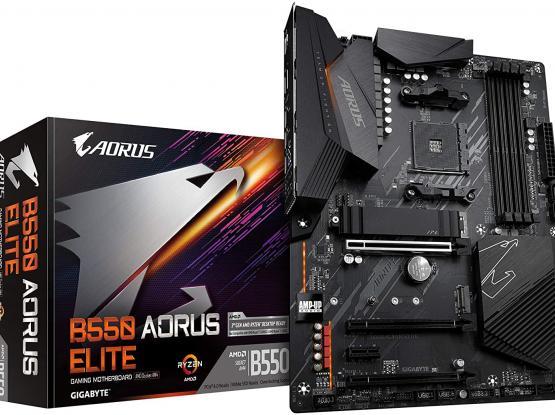 GIGABYTE B550 AORUS Elite AMD