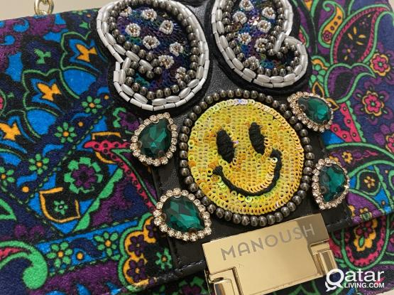 Handbag MANOUSH original