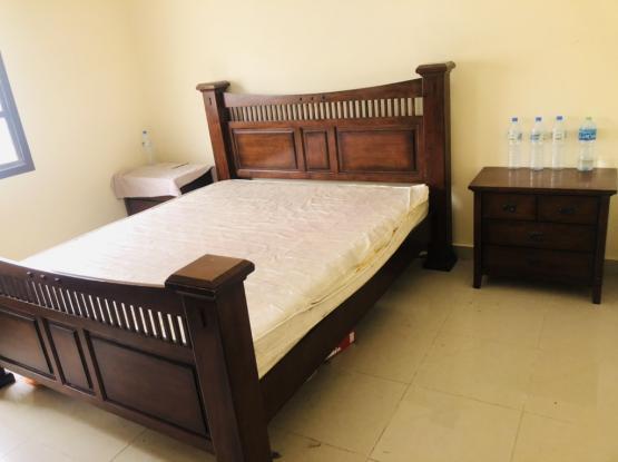 Bed Set 2 Side Table
