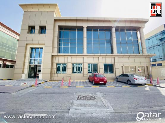 QR 70/sqm - Spacious Office Space - C Ring Road