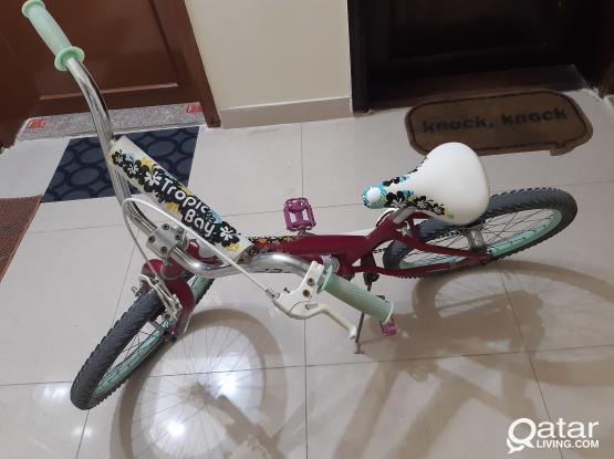 Girls 20inches Huffy Bicycle for sale