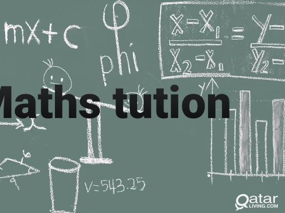 Maths tution