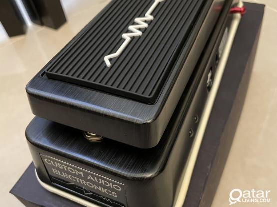Custom Audio Electronics MC404 CAE Wah (New)