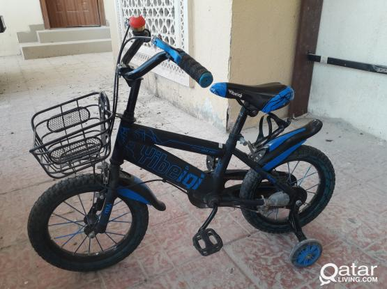 BOYS SMALL BICYCLE
