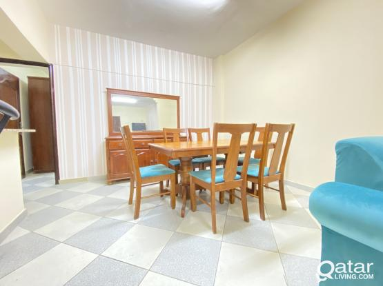 Spacious and Fully Furnished 2 BHK Available in Mushaireb, Near Home Centre