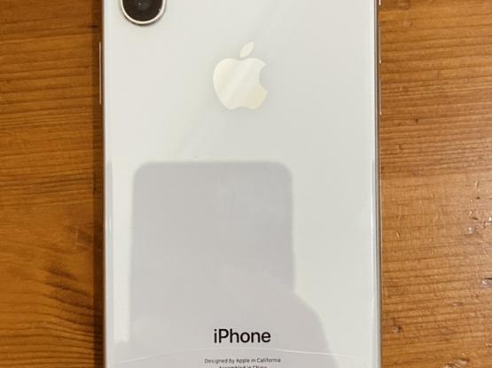 Apple iPhone X 64GB -Silver